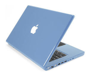 Ya disponibles los MacBooks de colores en Colorware