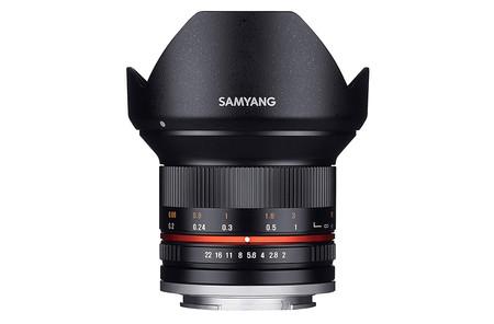 Samyang 12mm F20 Ncs Cs