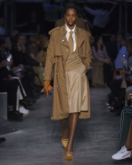Burberry Autumn Winter 2019 Collection Look 61