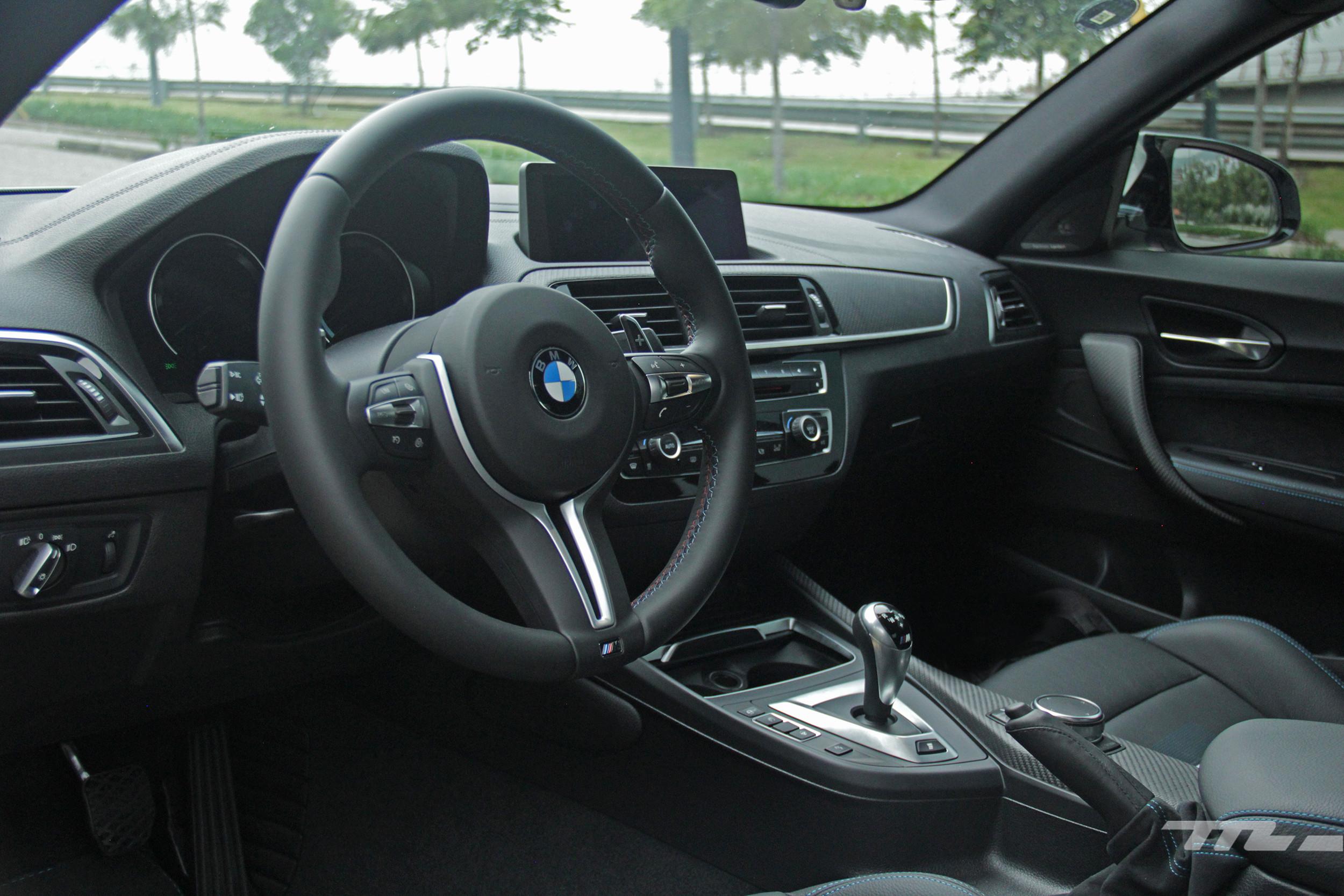 Foto de BMW M2 Competition (25/36)
