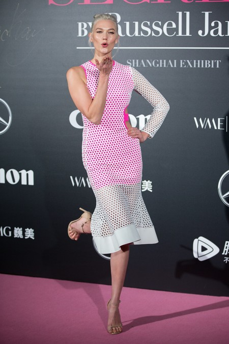 victoria secret Karlie Kloss look estilismo outfit