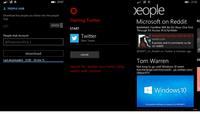 ¡Por fin! Twitter recibe una actualización para integrarse mejor con Windows Phone 8.1 y Cortana