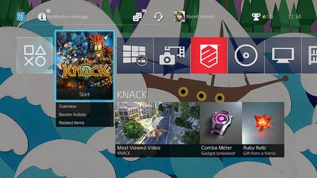 Un repaso por novedades que recibiremos con la actualización 2.0 del  PS4: YouTube, Share Play y más