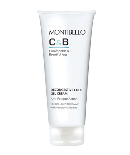 Decongestive Cool Gel Cream Montibello
