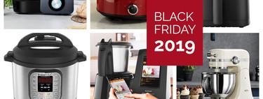 Black Friday 2019: robots de cocina, electrodomésticos y ollas de cocción lenta