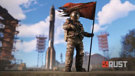 Así luce Rust en su versión para consolas con un completo gameplay de 17 minutos en PS4 Pro y otro de seis minutos en Xbox One