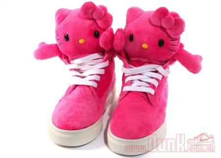 Hello Kitty también en tus zapatillas