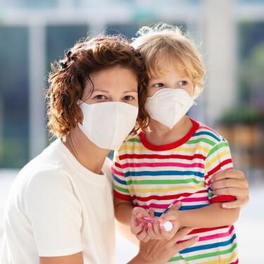 Pediatras alergólogos recomiendan mascarillas FFP2 para los niños con alergia al polen