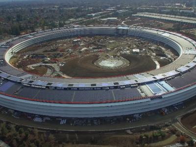 Apple Park, el último producto de Steve Jobs