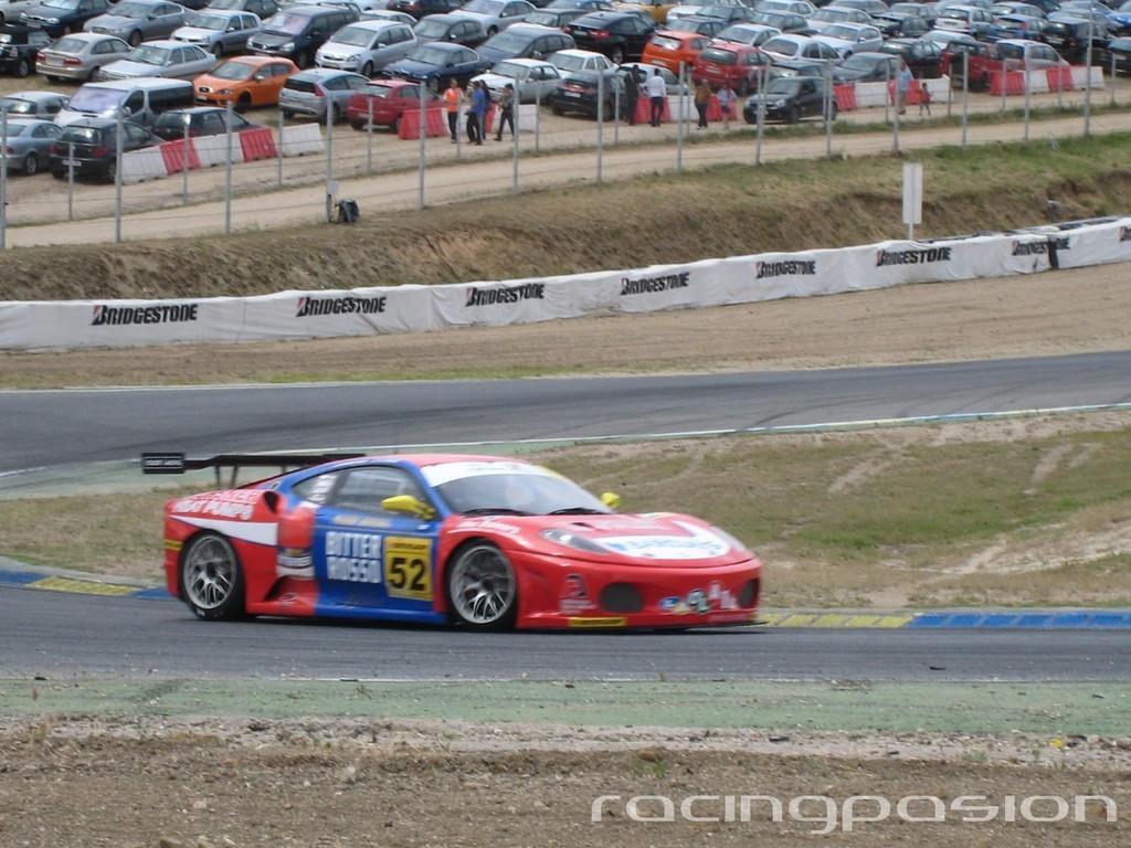 Foto de Campeonato de España de GT. Jarama 6 de junio (53/130)