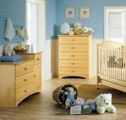 Ideas para revestir las paredes de la habitación infantil