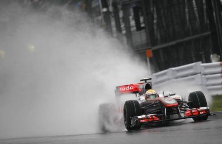 Gran Premio de Japón de Fórmula 1. Lewis Hamilton perderá cinco posiciones al tener que cambiar su caja de cambios