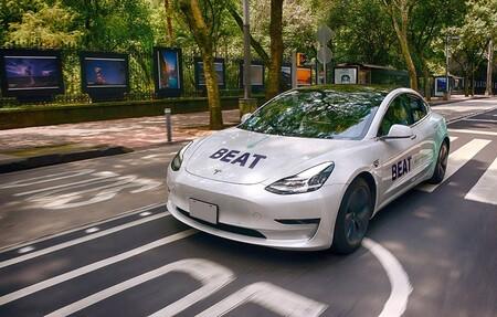 Beat Tesla CDMX