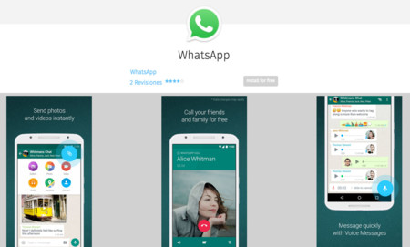 Firefox OS recibe un balón de oxígeno con la llegada de WhatsApp