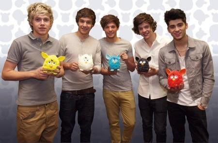 Los Furby son un híbrido entre un ratón, un gato, un murciélago y un búho