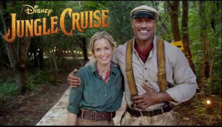 Saca tu lado más aventurero con 'Jungle Cruise': la famosa atracción salta al cine y a Disney+ con Dwayne Johnson y Emily Blunt