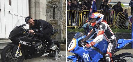 Miércoles trágico en el IOMTT 2017: Jochem van den Hoek y Alan Bonner fallecen en un mismo día