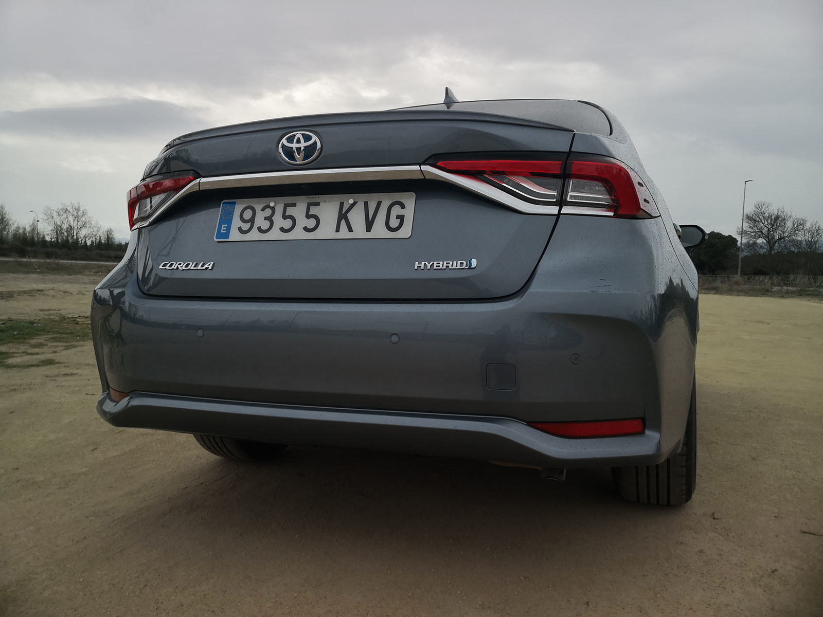 Foto de Toyota Corolla Sedán - Fotos exteriores (11/19)