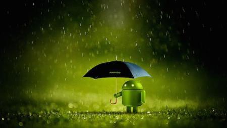 Google protegiendo a Android