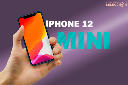 """El """"pequeño"""" iPhone 12 mini reduce todavía más su precio con la última oferta de Amazon: 256 GB por 799 euros, su mínimo histórico"""