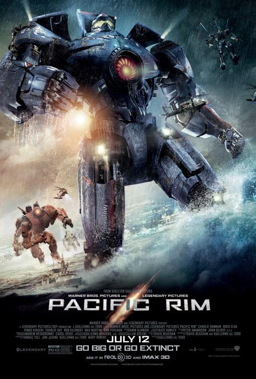 Foto de Carteles de 'Pacific Rim' (10/21)