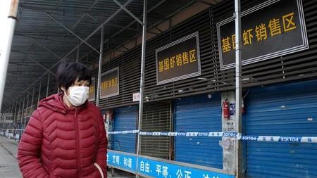 Mercado De Mariscos De Wuhan Cerrado Tras Detectarse Ahi Por Primera Vez El Nuevo Coronavirus