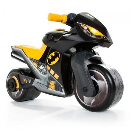 Moto con diseño de Batman Moltó para correr pasillos y parques a partir de dos años. Sólo 28,99 euros.