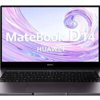 El portátil Huawei Matebook D14 a precio récord en el Prime Day: ideal para el trabajo en movilidad por 499 euros