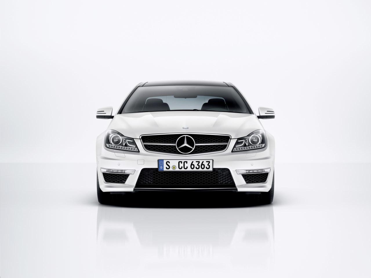 Foto de Mercedes-Benz C63 AMG Coupé (1/15)