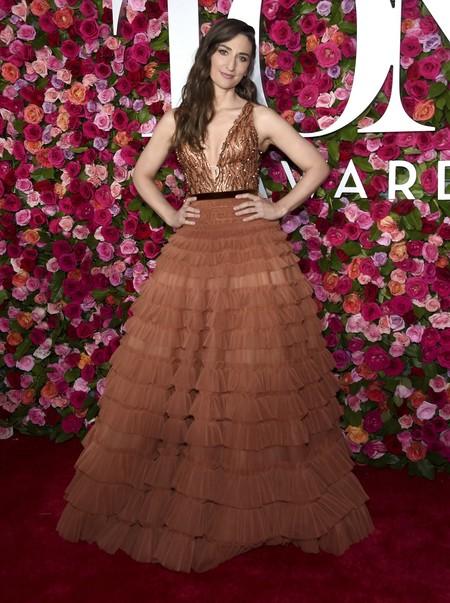 alfombra roja tony awards Sara Bareilles
