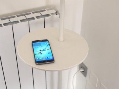 Muebles de Ikea que cargan sin cables tu smartphone, así son y funcionan
