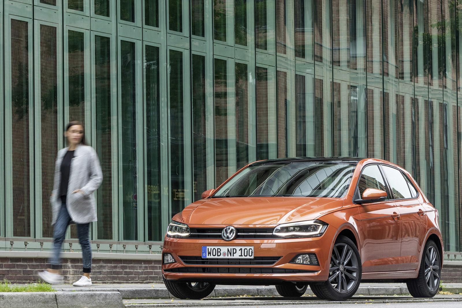 Foto de Volkswagen Polo 2018, toma de contacto (31/59)