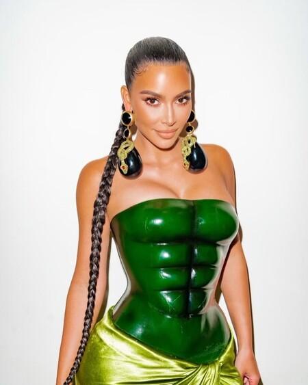 Kim Kardashian Navidad 2020 01