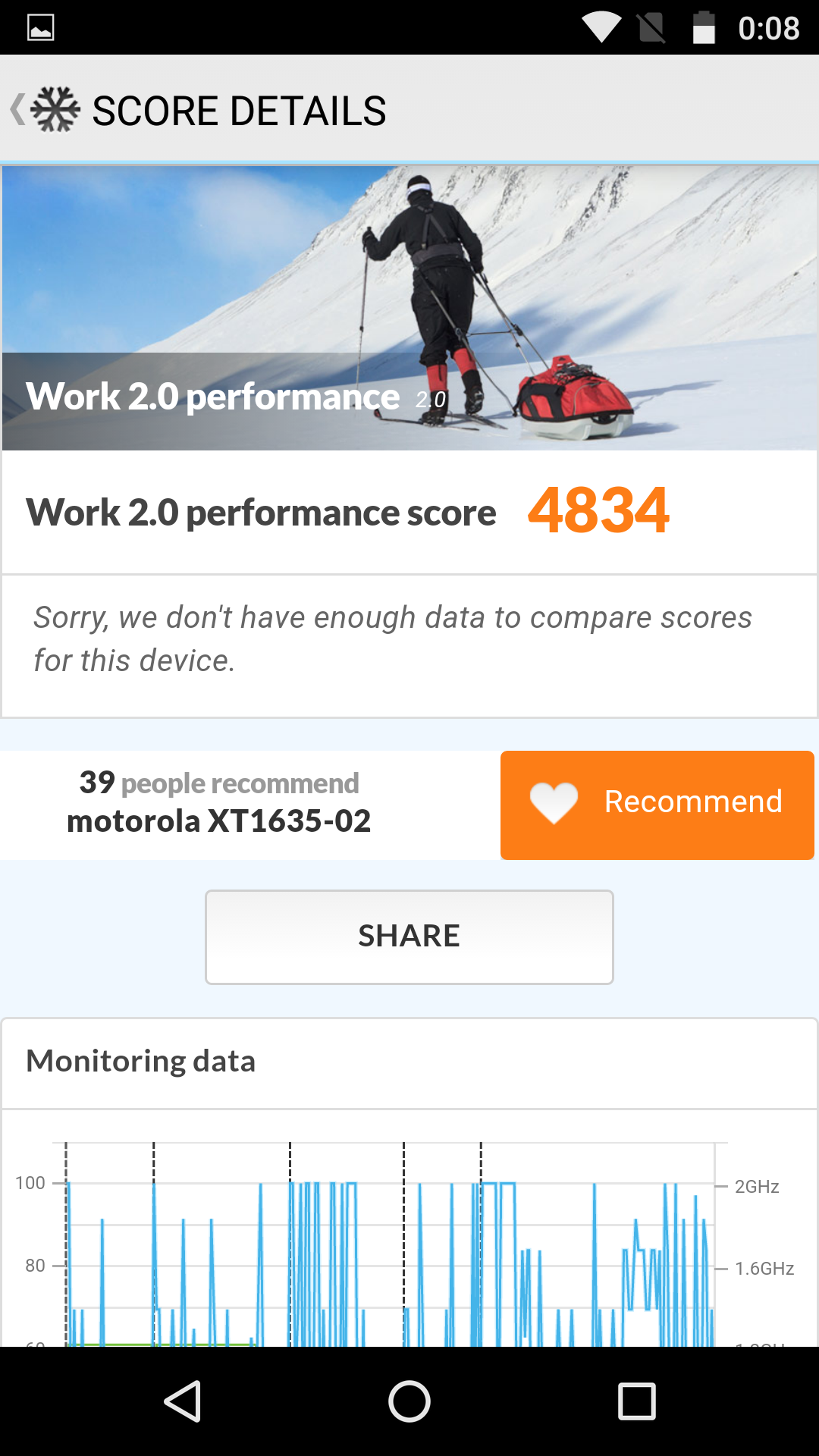 Foto de Moto Z Play, benchmarks (13/23)