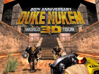 Duke Nukem 3D regresa en octubre con su 20th Anniversary World Tour para PC, Xbox One y PS4