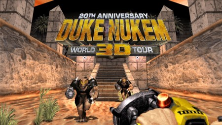 Duke Nukem 3D regresa en octubre con su 20th Anniversary World Tour para PC, Xbox One y PS4
