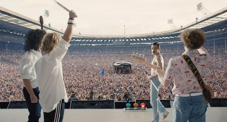 'Bohemian Rhapsody' se corona como el biopic musical más taquillero de la historia