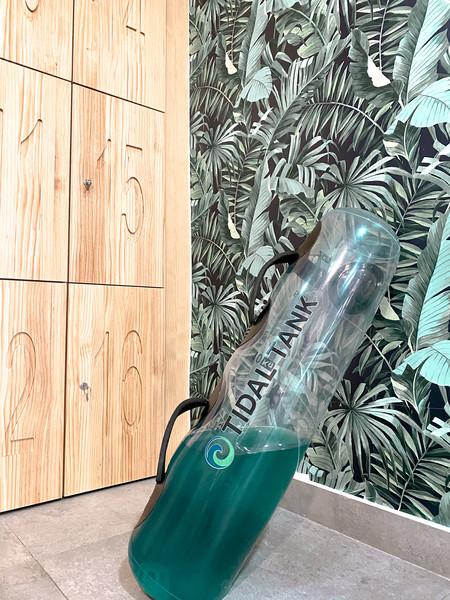Tidal Tank, el hinchable de moda en Instagram, sirve para hacer fitness, cambiará nuestros entrenamientos y sabemos dónde encontrarlo