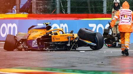 Norris Belgica F1 2021