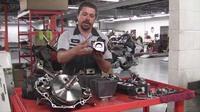 Mecánica básica, funcionamiento del motor de cuatro tiempos