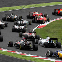 Así es la parrilla 2017 de Fórmula 1