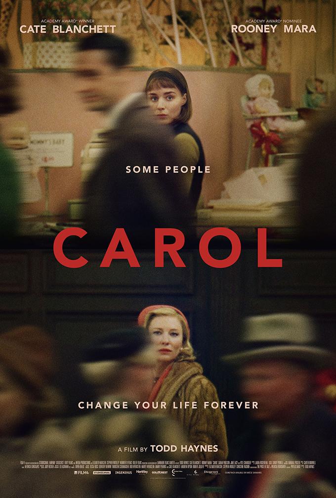 Foto de Los carteles de 'Carol' (1/9)