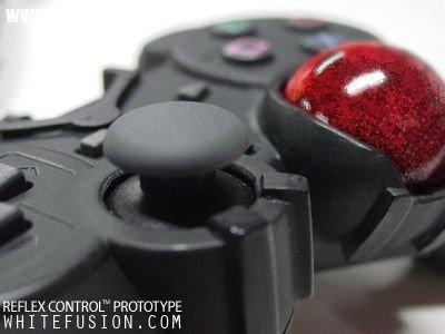 ¿Es éste el nuevo pad de la PS3?