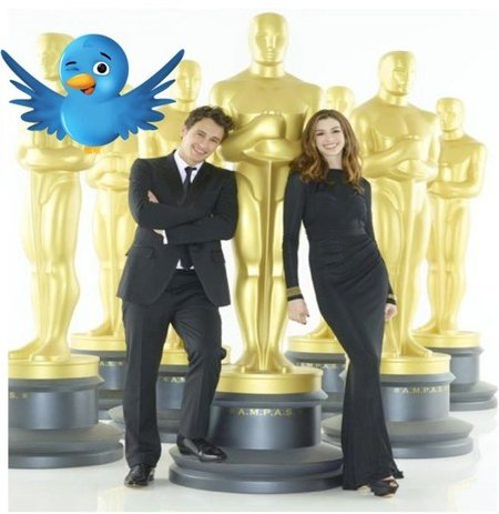 Las 'mominees' retransmitiendo los Oscars en twitter, ¡no me lo pierdo!