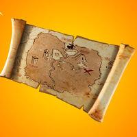 Busca en el mapa el tesoro enterrado y encuentra cofres de botín legendario en Fortnite: llega  el parche v8.01 al Battle Royale