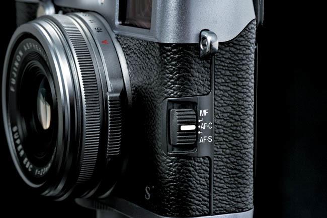 Fujifilm X100S AF