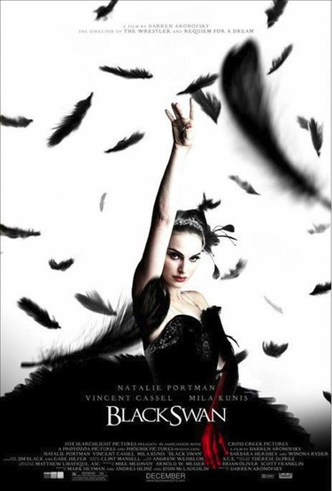 "Natalie Portman en The Black Swan: icono ""fashion"" a la carrera del oscar."