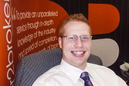 Overweight Welshman Businessman Transformation