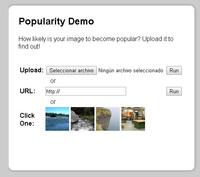 Un algoritmo trata de predecir el número de visitas y la aceptación de tus fotografías