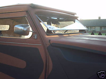 Citroën 2CV Rat Rod Pick